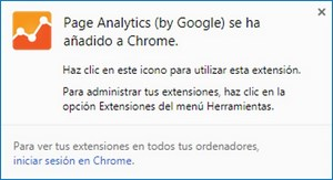 Instalación extensiones Chrome 4