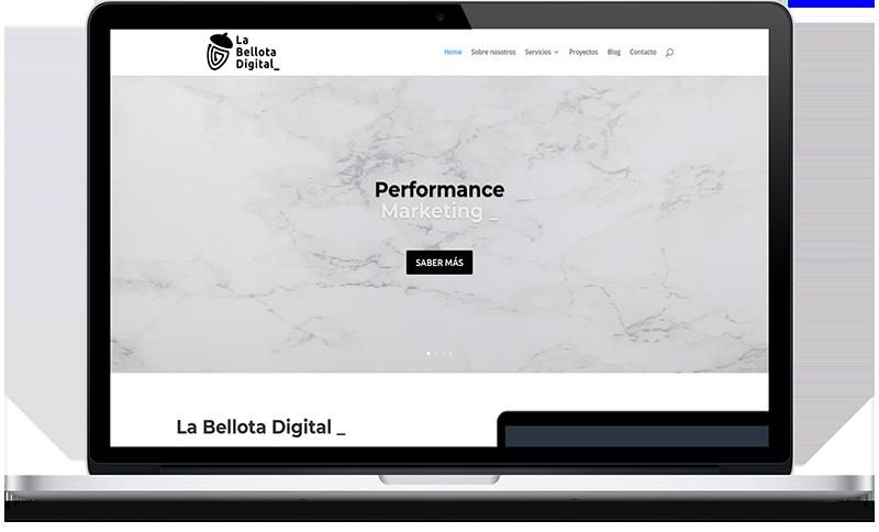Proyecto La Bellota Digital